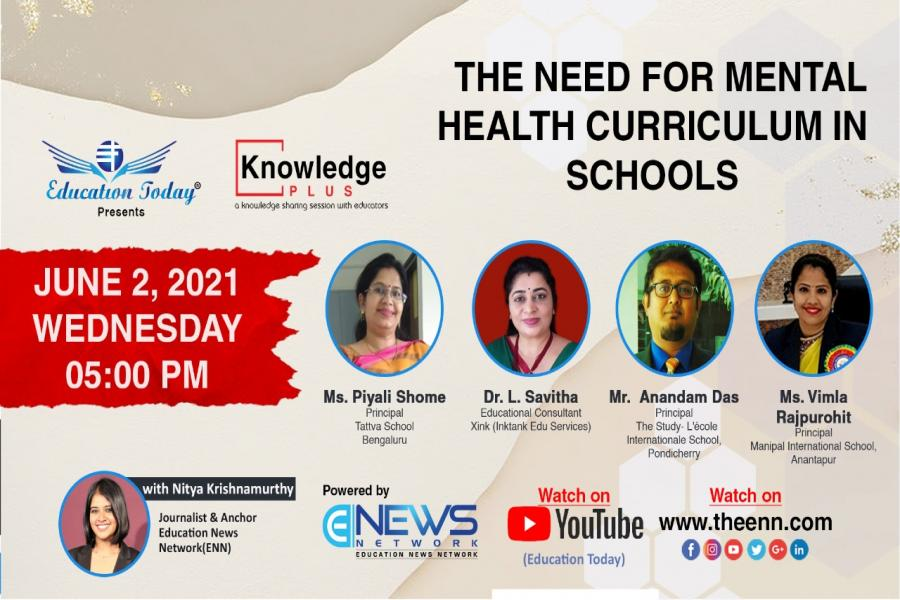 The Need for Mental Health Curriculum in Schools