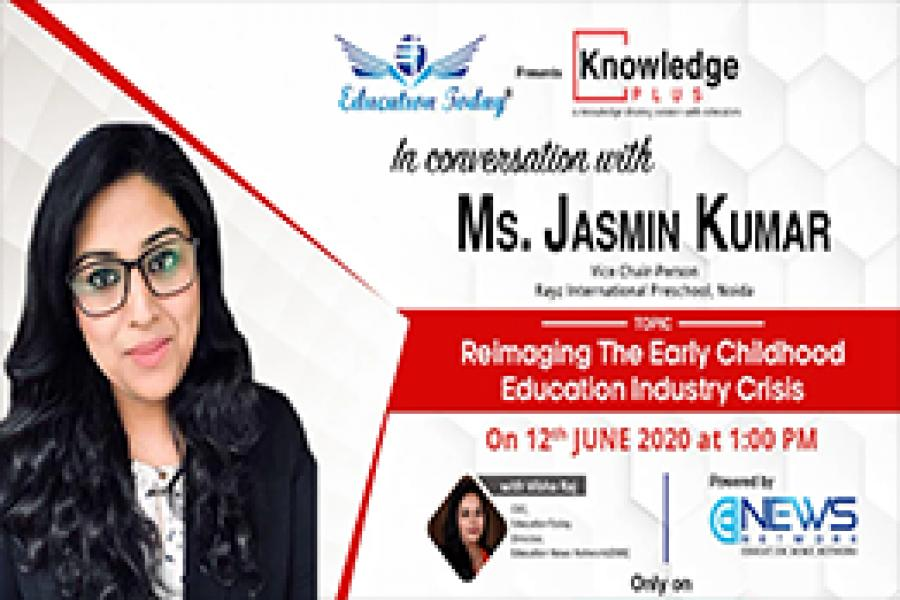 Jasmin Kumar - Re-imaging the Early Childhood Education Industry Crisis