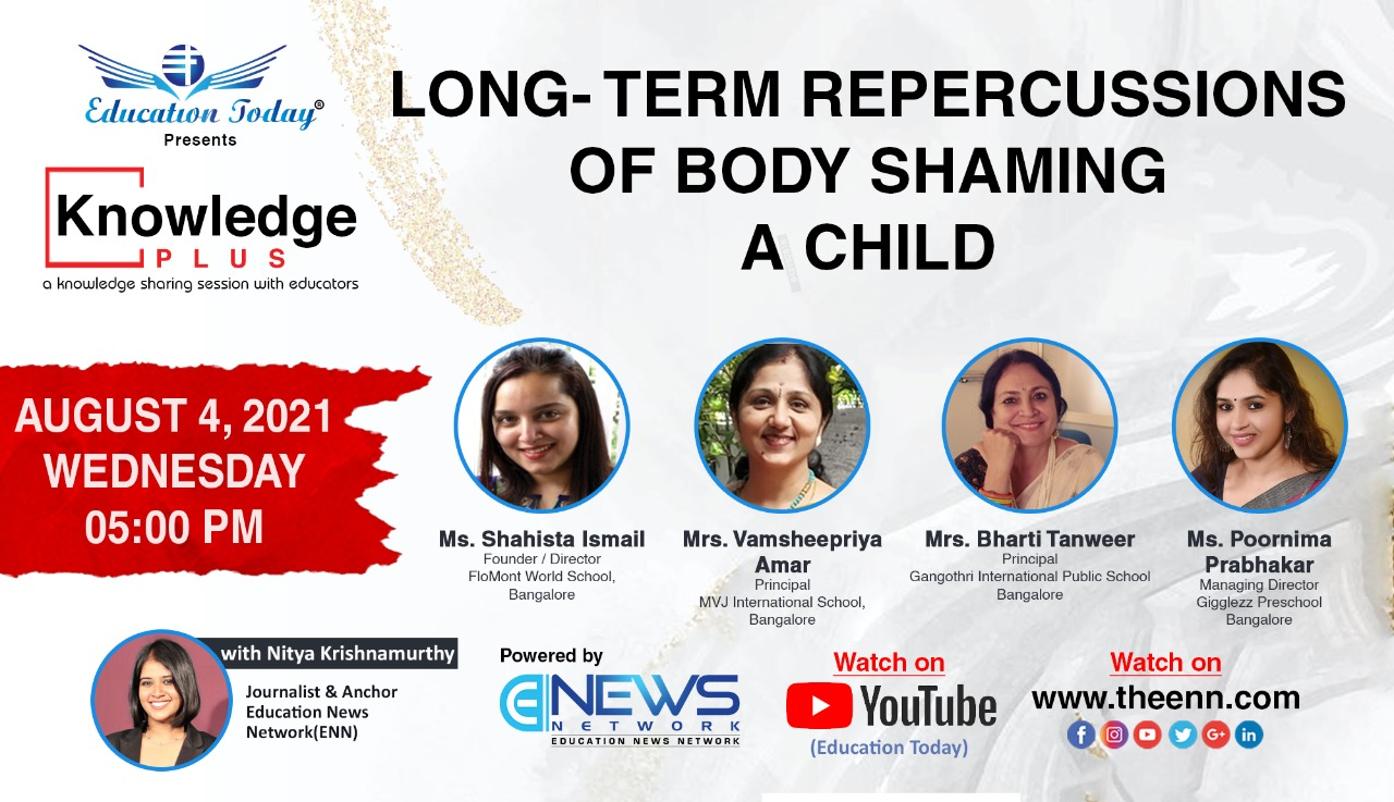 Panel Discussion   Long-Term Repercussions of Body Shaming A Child